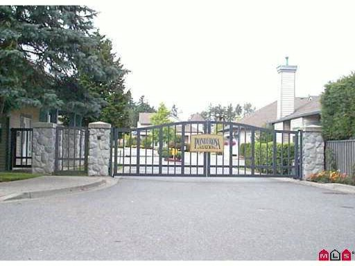 "Photo 3: 3 14909 32ND Avenue in Surrey: King George Corridor Townhouse for sale in ""Ponderosa Station"" (South Surrey White Rock)  : MLS(r) # F1101085"