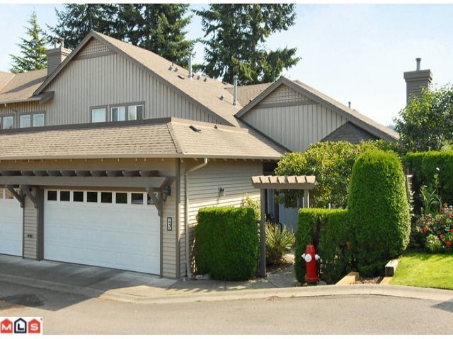 "Main Photo: 3 14909 32ND Avenue in Surrey: King George Corridor Townhouse for sale in ""Ponderosa Station"" (South Surrey White Rock)  : MLS(r) # F1101085"