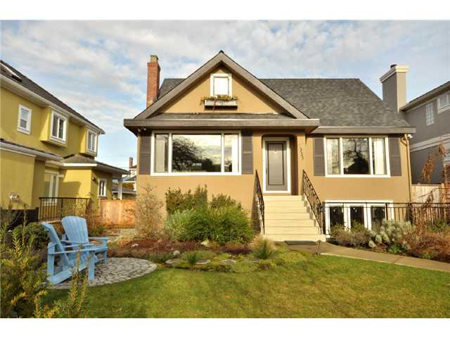 "Main Photo: 2325 W 21ST Avenue in Vancouver: Arbutus House for sale in ""Arbutus"" (Vancouver West)  : MLS® # V866415"