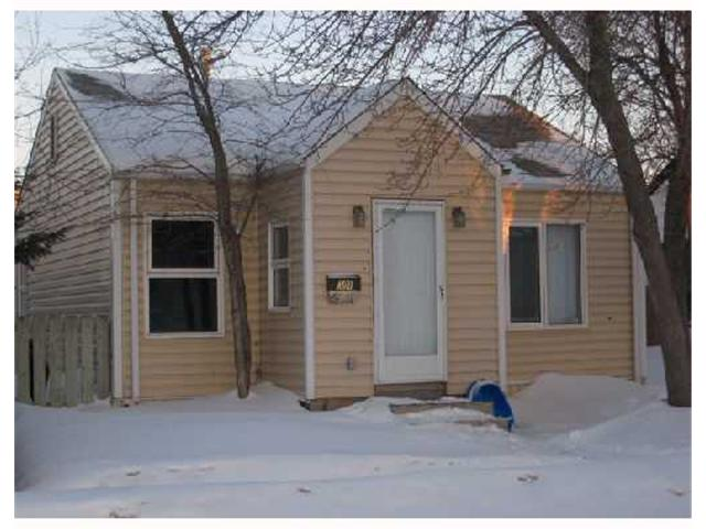 Main Photo: 391 MADISON Street in WINNIPEG: St James Residential for sale (West Winnipeg)  : MLS® # 2802995