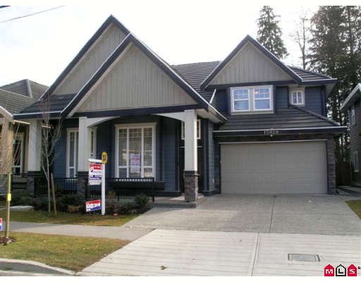 Main Photo: 15928 108TH Avenue in Surrey: Fraser Heights House for sale (North Surrey)  : MLS(r) # F2900436