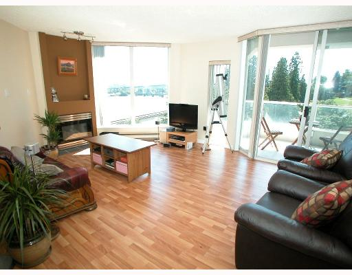 "Photo 2: 806 69 JAMIESON Court in New_Westminster: Fraserview NW Condo for sale in ""PALACE QUAY"" (New Westminster)  : MLS(r) # V770850"