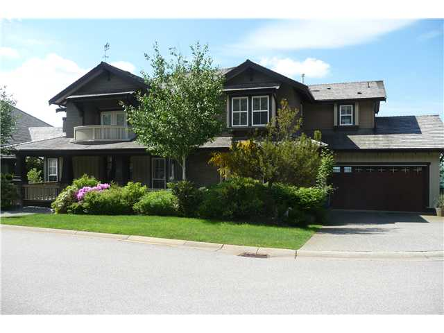 "Main Photo: 10 KINGSWOOD Court in Port Moody: Heritage Woods PM House for sale in ""ESTATES"" : MLS® # V896440"