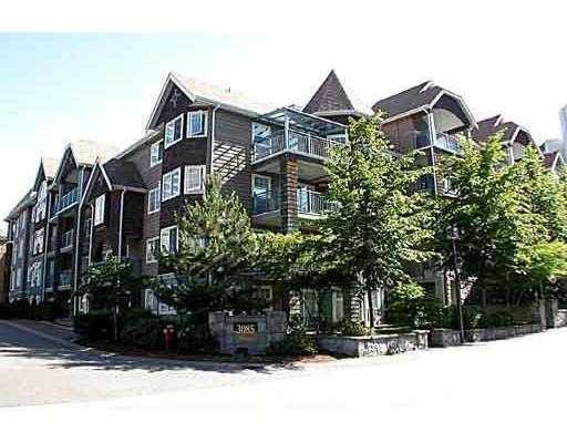 "Main Photo: 408 3085 PRIMROSE LN in Coquitlam: North Coquitlam Condo for sale in ""LAKESIDE TERRACE"" : MLS® # V594986"