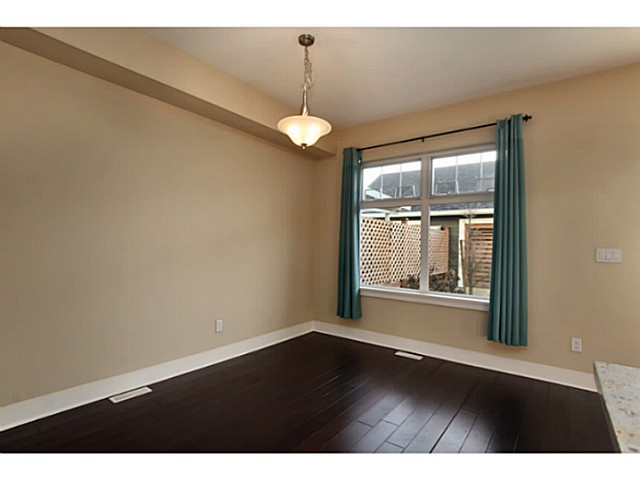 "Photo 7: 224 BROOKES Street in New Westminster: Queensborough Townhouse for sale in ""PORT ROYAL"" : MLS® # V1047643"