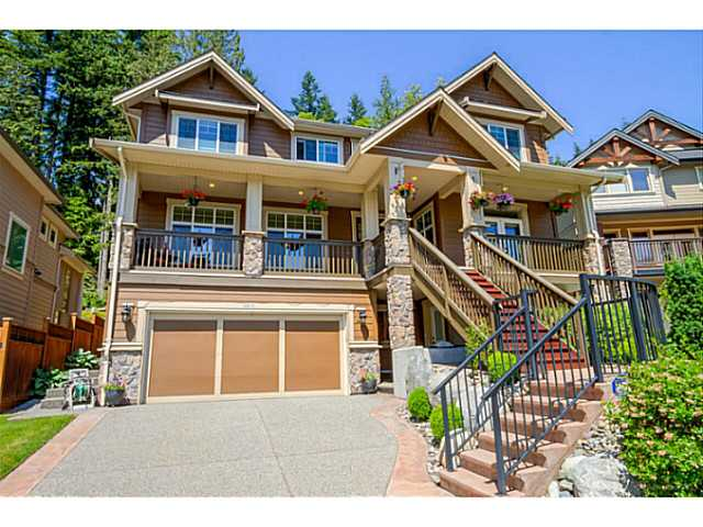 "Main Photo: 3357 SCOTCH PINE Avenue in Coquitlam: Burke Mountain House for sale in ""BIRCHWOOD ESTATES"" : MLS®# V1129457"