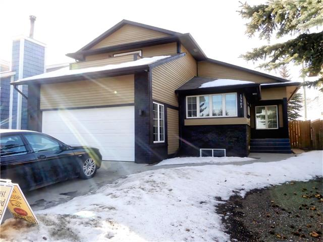 Main Photo: 13903 DEER RUN Boulevard SE in Calgary: Deer Run House for sale : MLS®# C4048969