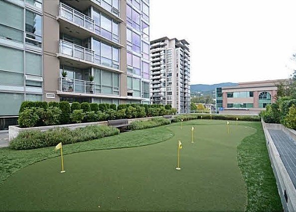"Photo 8: 1801 2978 GLEN Drive in Coquitlam: North Coquitlam Condo for sale in ""GRAND CENTRAL"" : MLS® # R2058608"