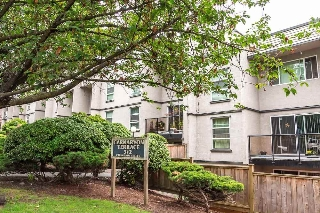 "Main Photo: 217 312 CARNARVON Street in New Westminster: Downtown NW Condo for sale in ""CARNARVON TERRACE"" : MLS(r) # R2084814"