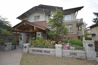 "Main Photo: 211 2083 W 33RD Avenue in Vancouver: Quilchena Condo for sale in ""DEVONSHIRE HOUSE"" (Vancouver West)  : MLS® # R2115581"