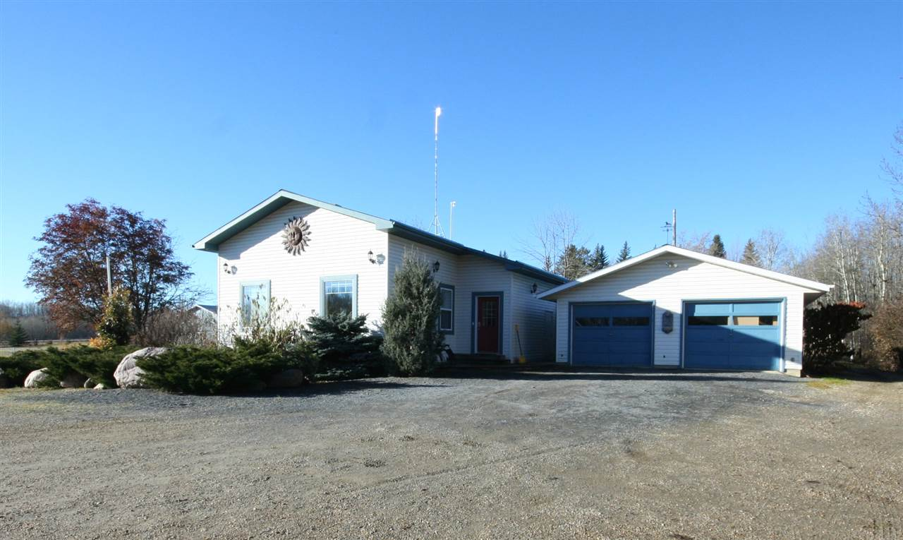 Main Photo: 53014 Range Road 14: Rural Parkland County House for sale : MLS(r) # E4044034