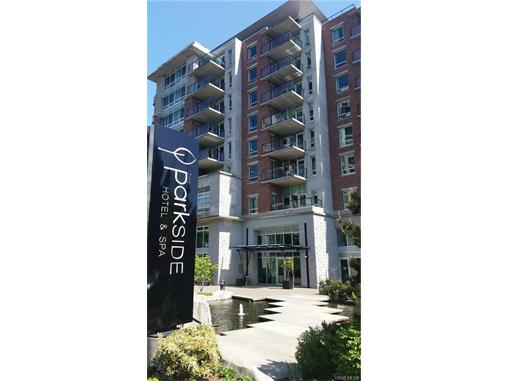 Main Photo: A512 AUG 810 Humboldt Street in VICTORIA: Vi Downtown Condo Apartment for sale (Victoria)  : MLS® # 372733