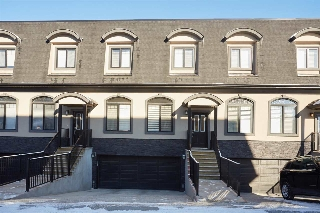 Main Photo: 26 5873 MULLEN Place in Edmonton: Zone 14 Townhouse for sale : MLS(r) # E4050810