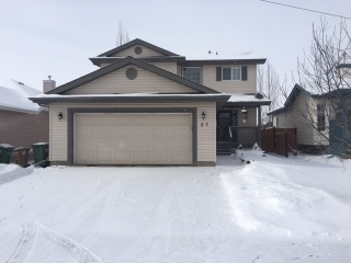 Main Photo: 57 Newmarket Way: St. Albert House for sale : MLS(r) # E4053547