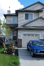 Main Photo: 1655 Melrose Place SW in Edmonton: Zone 55 House Half Duplex for sale : MLS(r) # E4060577