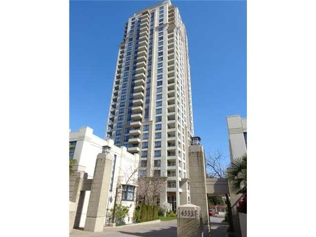Main Photo: 1103 4333 CENTRAL Boulevard in Burnaby: Metrotown Condo for sale (Burnaby South)  : MLS® # R2162212