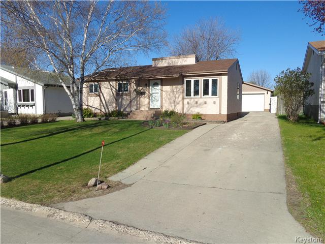 Main Photo: 54 Goswell Road in Winnipeg: Crestview Residential for sale (5H)  : MLS(r) # 1711822