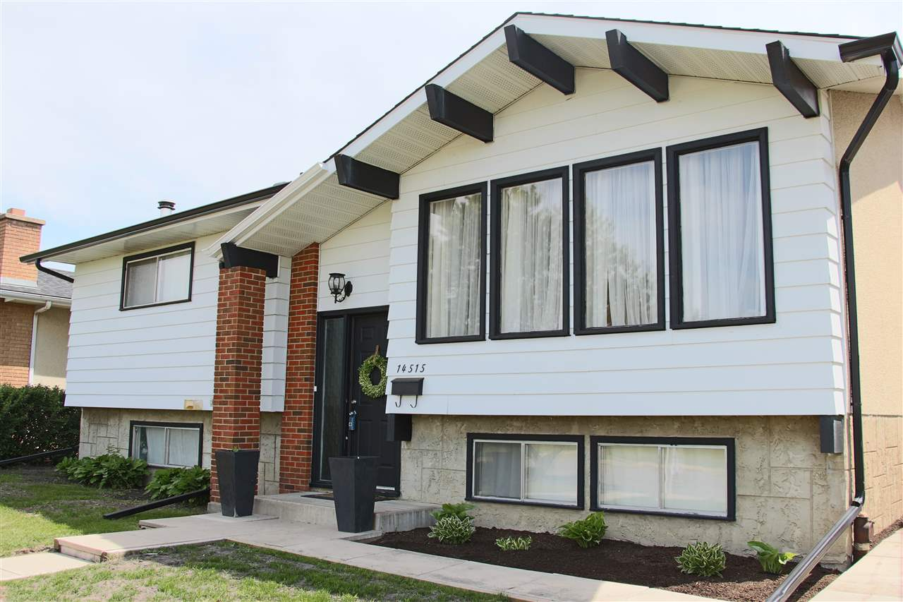 Main Photo: 14515 87 Street in Edmonton: Zone 02 House for sale : MLS(r) # E4066753