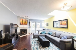 Main Photo: 110 100 LAVAL Street in Coquitlam: Maillardville Townhouse for sale : MLS(r) # R2174174
