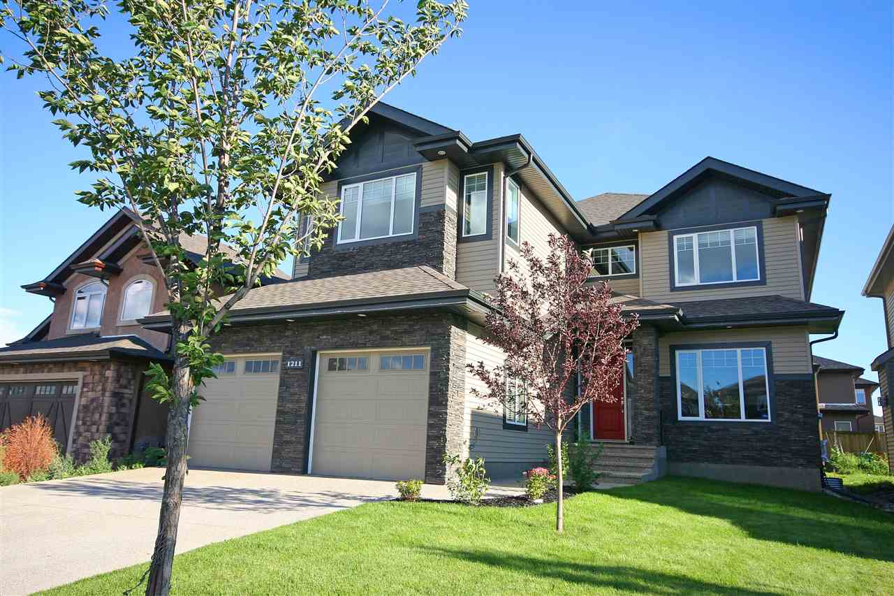 Main Photo: 1211 ADAMSON Drive in Edmonton: Zone 55 House for sale : MLS® # E4070078
