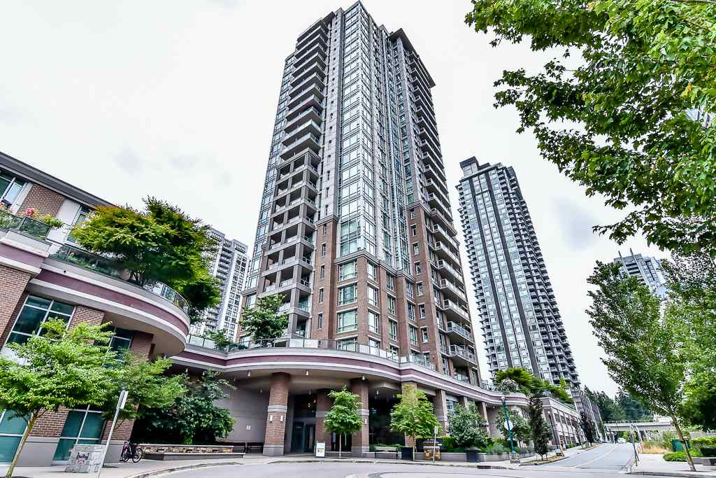"Main Photo: 2506 1155 THE HIGH Street in Coquitlam: North Coquitlam Condo for sale in ""M ONE"" : MLS® # R2190316"