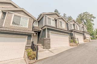 "Main Photo: 5 11384 BURNETT Street in Maple Ridge: East Central Townhouse for sale in ""MAPLE CREEK LIVING"" : MLS® # R2195753"