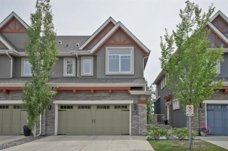 Main Photo: 1671 JAMES MOWATT Trail in Edmonton: Zone 55 House Half Duplex for sale : MLS® # E4081743