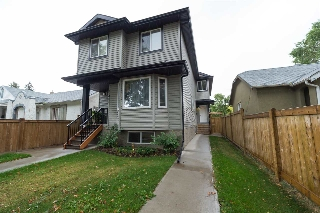 Main Photo: 11439 101 Street in Edmonton: Zone 08 House Half Duplex for sale : MLS® # E4082136