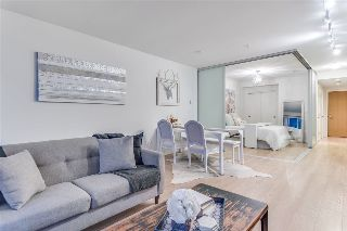 "Main Photo: 618 384 E 1ST Avenue in Vancouver: Mount Pleasant VE Condo for sale in ""CANVAS"" (Vancouver East)  : MLS® # R2216241"