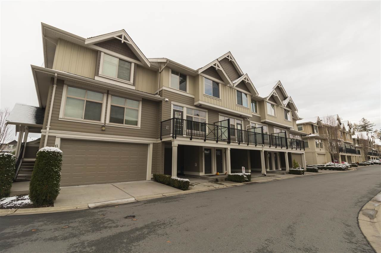 "Photo 1: Photos: 12 19525 73 Avenue in Surrey: Clayton Townhouse for sale in ""UPTOWN"" (Cloverdale)  : MLS® # R2217576"