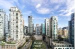 Main Photo: 1802 928 RICHARDS Street in Vancouver: Yaletown Condo for sale (Vancouver West)  : MLS® # R2239607
