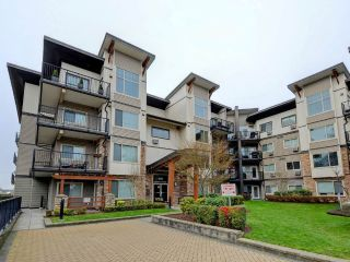 "Main Photo: 403 11935 BURNETT Street in Maple Ridge: East Central Condo for sale in ""KENSINGTON PARK"" : MLS® # R2249321"
