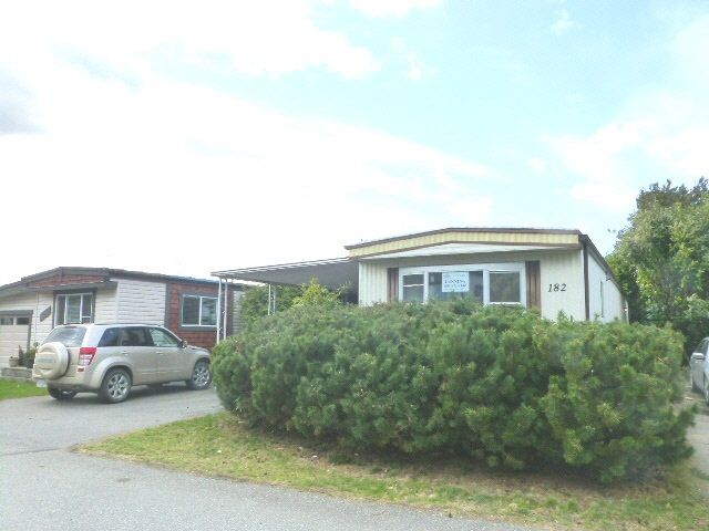 "Main Photo: 182 3665 244 Street in Langley: Otter District Manufactured Home for sale in ""LANGLEY GROVE ESTATES"" : MLS®# R2248483"