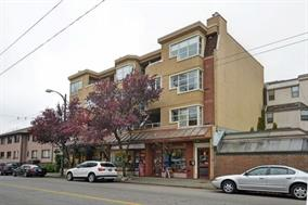 Main Photo: 304 - 6237 W. Boulevard in Vancouver: Kerrisdale Condo for sale (Vancouver West)  : MLS®# R2180644
