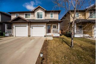 Main Photo: 9 RED CANYON WY: Fort Saskatchewan House Half Duplex for sale : MLS®# E4109274