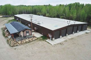 Main Photo: 53112 RR180: Rural Yellowhead Industrial for sale : MLS®# E4111617