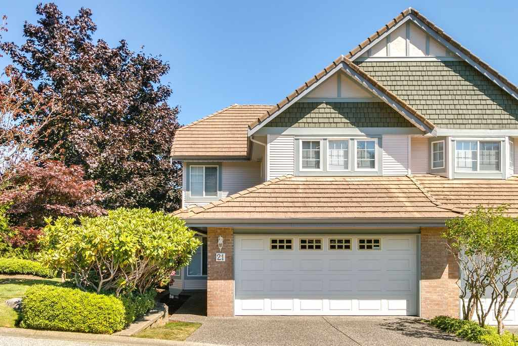 "Main Photo: 21 1751 PADDOCK Drive in Coquitlam: Westwood Plateau Townhouse for sale in ""WORTHING GREEN"" : MLS®# R2292047"
