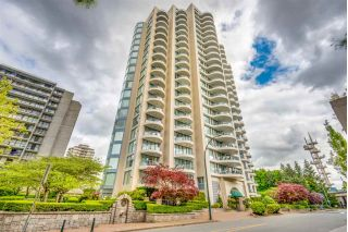 "Main Photo: 1701 719 PRINCESS Street in New Westminster: Uptown NW Condo for sale in ""Stirling Place"" : MLS®# R2302246"