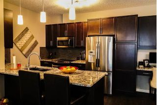 Main Photo: 107 320 AMBLESIDE Link in Edmonton: Zone 56 Condo for sale : MLS®# E4132275
