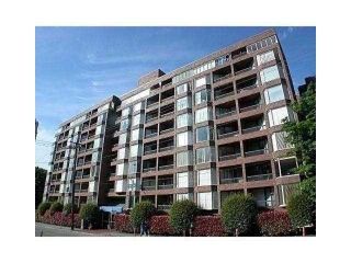 "Main Photo: 615 950 DRAKE Street in Vancouver: Downtown VW Condo for sale in ""Anchor Point 11"" (Vancouver West)  : MLS® # V882505"