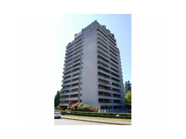 "Main Photo: 603 6595 WILLINGDON Avenue in Burnaby: Metrotown Condo for sale in ""HUNTLEY MANOR"" (Burnaby South)  : MLS® # V907076"