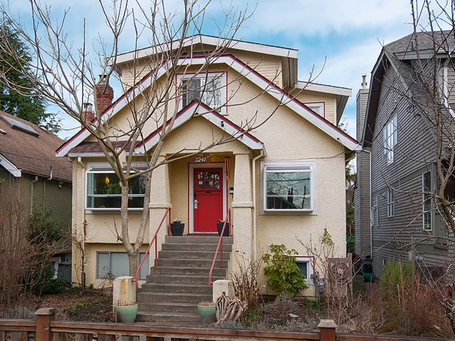 Main Photo: 3247 W 6TH Avenue in Vancouver: Kitsilano House for sale (Vancouver West)  : MLS(r) # V1102573