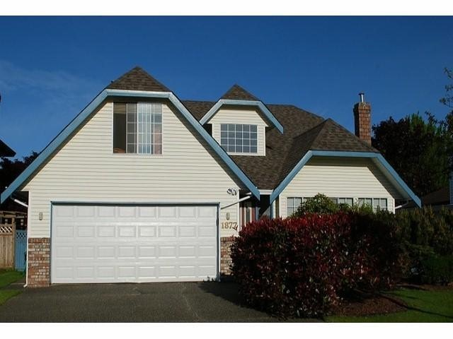 Main Photo: 1877 141A Street in Surrey: Sunnyside Park Surrey House for sale (South Surrey White Rock)  : MLS® # F1438967
