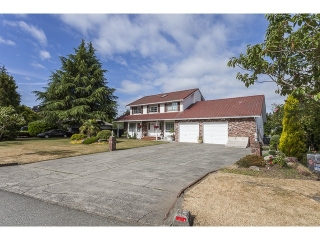 "Main Photo: 2263 129 Street in Surrey: Elgin Chantrell House for sale in ""Ocean Park Terrace"" (South Surrey White Rock)  : MLS® # F1443949"