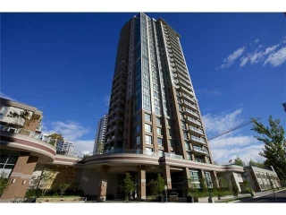 "Main Photo: 2505 660 NOOTKA Way in Port Moody: Port Moody Centre Condo for sale in ""NAHANI"" : MLS® # R2019230"