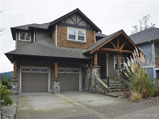 Photo 1: 2101 Bishops Gate in VICTORIA: La Bear Mountain Single Family Detached for sale (Langford)  : MLS(r) # 359260