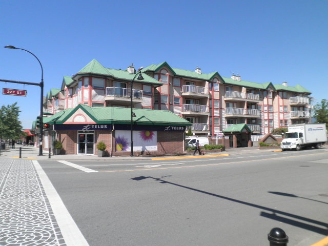 Main Photo: 105 22661 LOUGHEED Highway in Maple Ridge: East Central Condo for sale : MLS® # R2076851