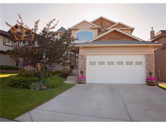 Main Photo: 88 SHEEP RIVER Heights: Okotoks House for sale : MLS® # C4068601