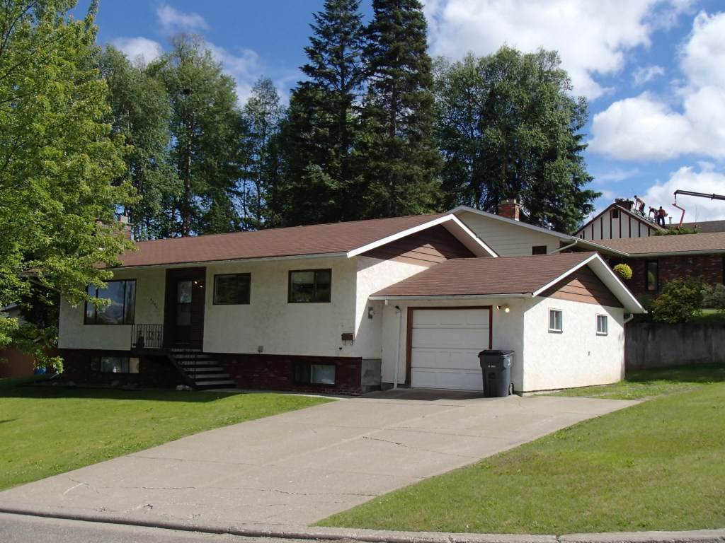 "Main Photo: 4599 AZURE Avenue in Prince George: Foothills House for sale in ""FOOTHILLS"" (PG City West (Zone 71))  : MLS® # R2082203"