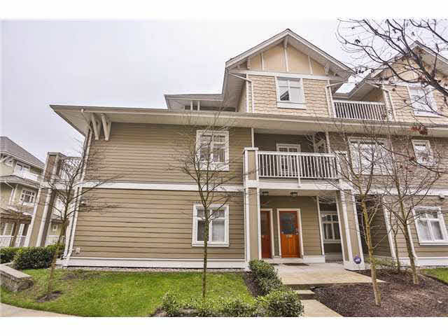 Main Photo: 126 7388 MACPHERSON AVENUE in : Metrotown Townhouse for sale : MLS® # V993624